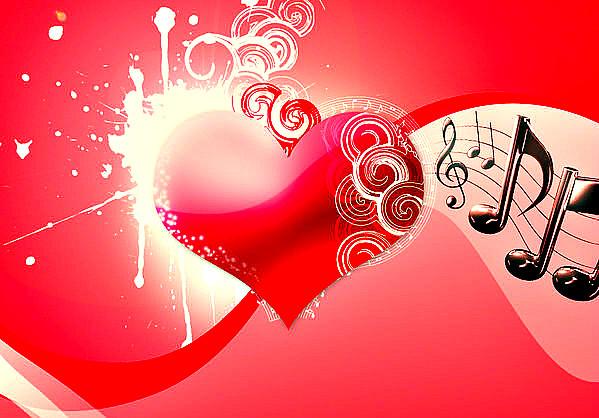 Восхитительная музыка Сердца